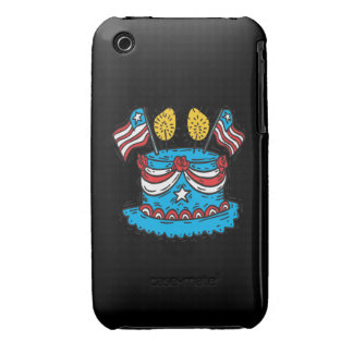 Happy Birthday America iPhone 3 Case-Mate Case