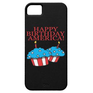 Happy Birthday America iPhone SE/5/5s Case