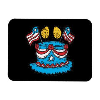 Happy Birthday America Magnet