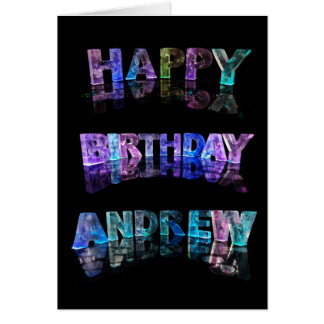 Happy Birthday Andrew Card