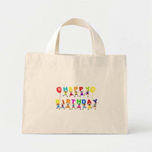 Happy Birthday Bags