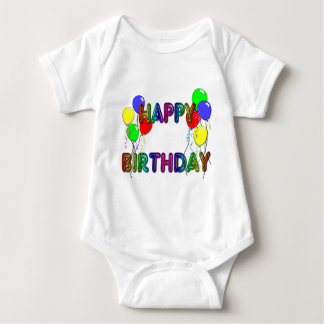 Happy Birthday Ballons D1 T-Shirt