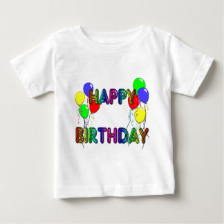Happy Birthday Ballons D1 T-Shirt