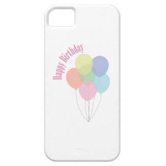 Happy Birthday Balloons iPhone 5 Case