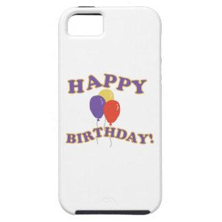 Happy Birthday Balloons iPhone SE/5/5s Case