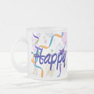 Happy Birthday - Balloons - Mug