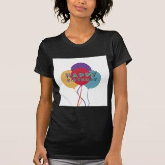 Happy Birthday Balloons Tee Shirt