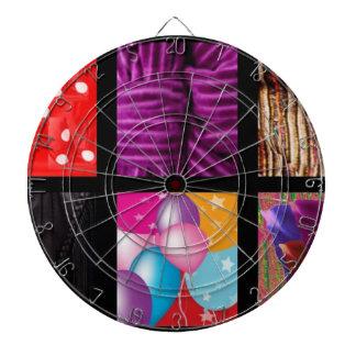 HAPPY Birthday Baloons Dartboard With Darts
