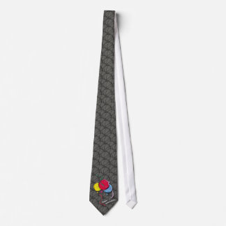 Happy Birthday Basketball Tie
