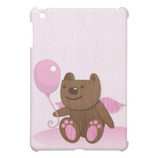 Happy Birthday Bear plain iPad Mini Case