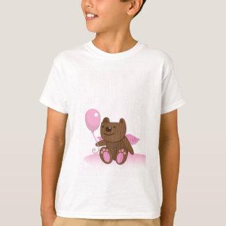 Happy Birthday Bear plain T-Shirt