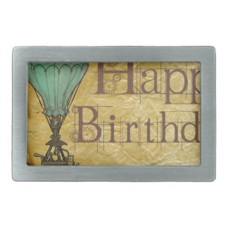 Happy-Birthday Belt Buckle
