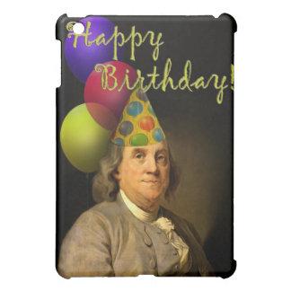 Happy Birthday Ben Franklin Case For The iPad Mini