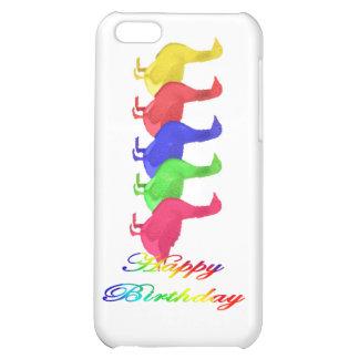 Happy Birthday Birthday Geese 2 iPhone 5C Cases