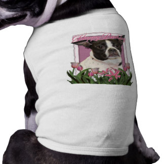 Happy Birthday - Boston & Rat Terrier - Jazy T-Shirt