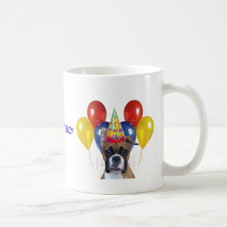 Happy Birthday boxer mug