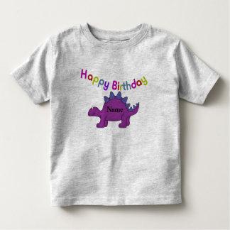 Happy Birthday boy - Customize it Toddler T-shirt