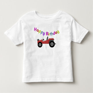 Happy Birthday boy Toddler T-shirt