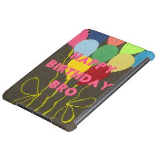 Happy Birthday Bro iPad Air Cover