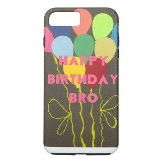 Happy Birthday Bro iPhone 8 Plus/7 Plus Case