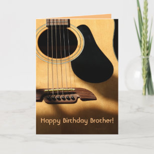 Guitar /& Beer Theme. For You Nephew Birthday Card by Heartstrings Cards