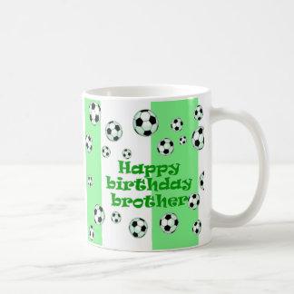 Happy Birthday Brother Coffee Mug