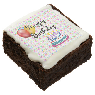 Happy Birthday Brownie