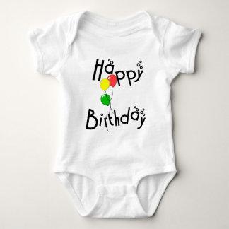 Happy Birthday Bubbles - D7 T-Shirt