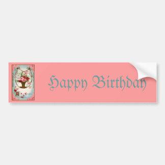 Happy Birthday Bumper Sticker