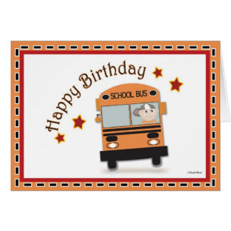 bus driver gifts on zazzle. Black Bedroom Furniture Sets. Home Design Ideas