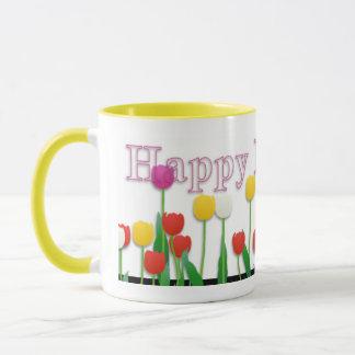 Happy Birthday Butterfly Mug