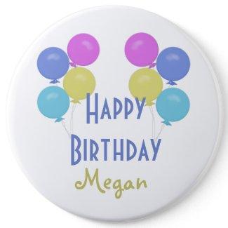 Happy Birthday Button button