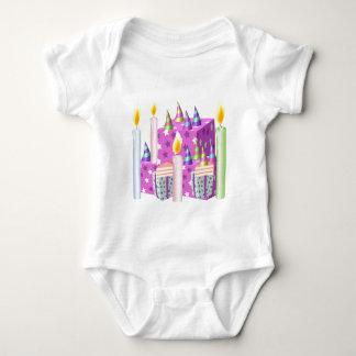 Happy Birthday - Buy bulk for theme party Baby Bodysuit