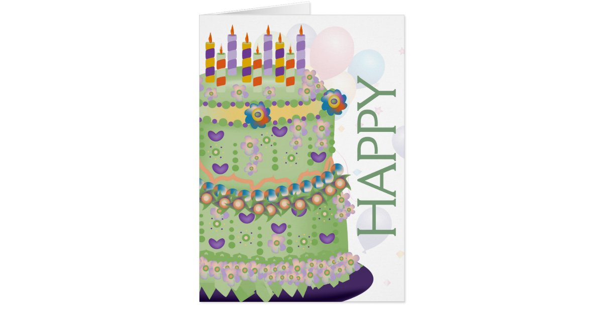 Happy Birthday Cards Greeting Photo Cards – Picture Birthday Card