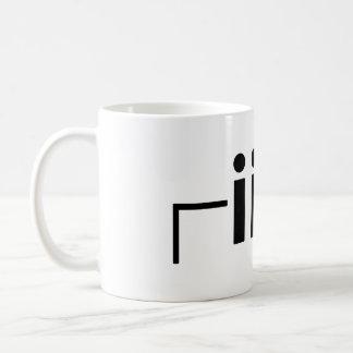 Happy Birthday [ Cake ] Japanese Emoticon Coffee Mug