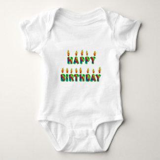 Happy Birthday Candles T-Shirt