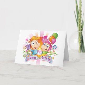 Happy Birthday zazzle_card