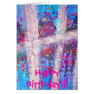 Happy Birthday!!! Card