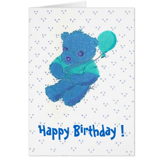 Happy Birthday ! Card
