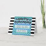 "Happy Birthday Card, Humor Funny Card<br><div class=""desc"">Funny Happy Birthday card for friend,  brother,  uncle,  dad,  boyfriend or husband.</div>"
