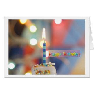 Happy Birthday Card Tarjeta De Felicitación