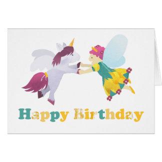 Happy Birthday Card v4