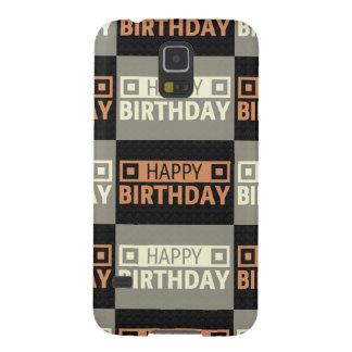 Happy Birthday Samsung Galaxy Nexus Cover
