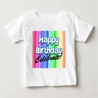 Happy Birthday Celebrate T-Shirt