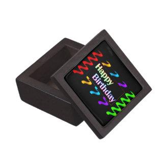 Happy Birthday Celebration Gift Box Premium Gift Box