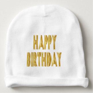 happy birthday celebration party occasion festive baby beanie