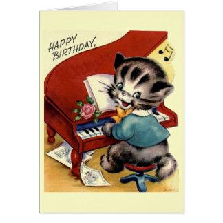 Happy Birthday - Children Card