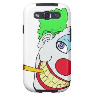 Happy Birthday Clown Samsung Galaxy S3 Cases