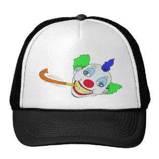 Happy Birthday Clown Mesh Hat