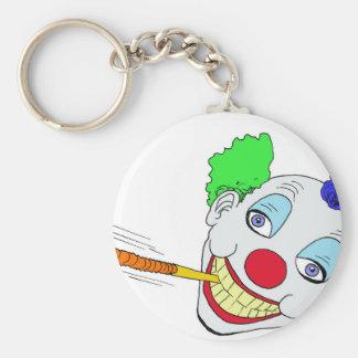 Happy Birthday Clown Key Chains